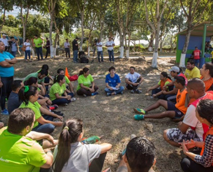 FC Barcelona Foundation launches first partnership in Central America with Glasswing
