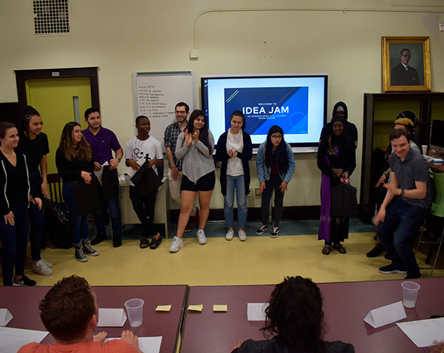 'Idea Jam 2019': Empowering Migrant Youth in NYC